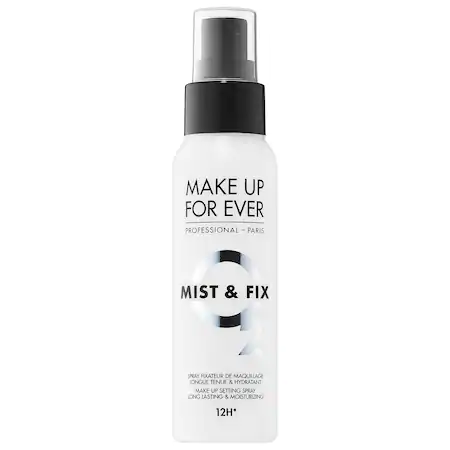 Make Up For Ever Mist & Fix Hydrating Setting Spray 3.38 oz/ 100 ml