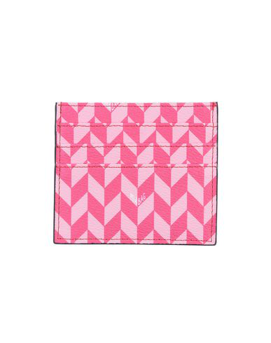 Mia Bag Document Holder In Pink