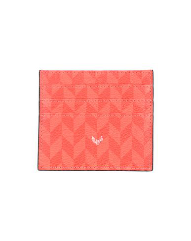 Mia Bag Document Holder In Red