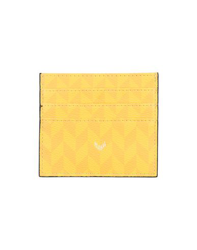 Mia Bag Document Holder In Yellow