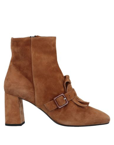 Cheville Ankle Boot In Brown