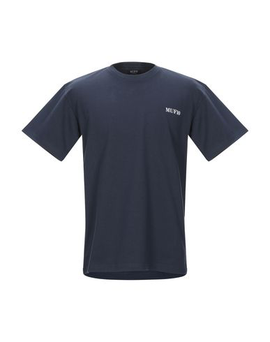 Muf10 T-shirt In Dark Blue