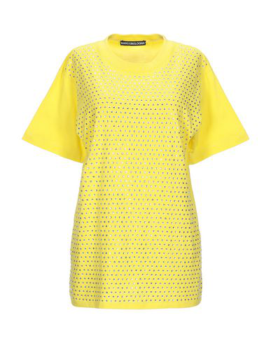 Marco Bologna T-shirt In Yellow