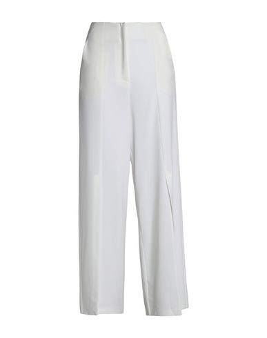 Iris & Ink Casual Pants In White