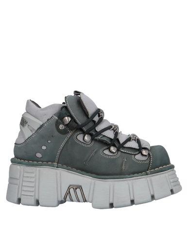 New Rock Sneakers In Grey