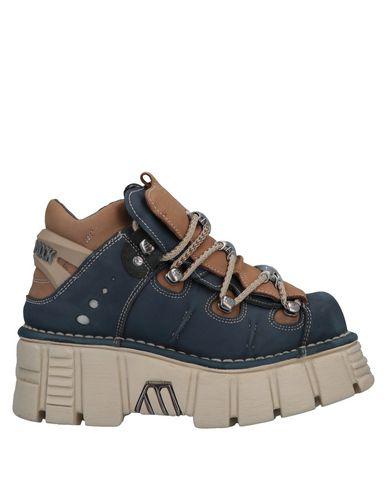 New Rock Sneakers In Blue