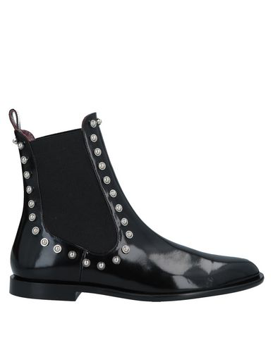 Carven Ankle Boot In Black