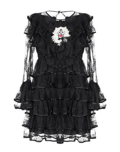 Manoush Short Dress In Black