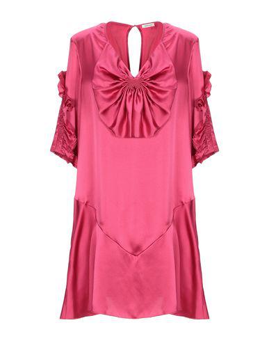 Manoush Short Dress In Fuchsia