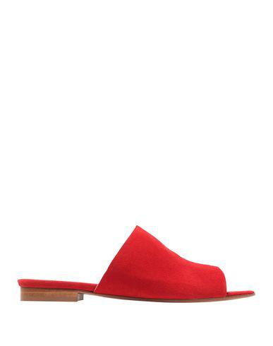 Iris & Ink Sandals In Red