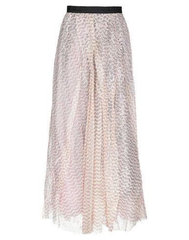 Manoush Maxi Skirts In Light Pink