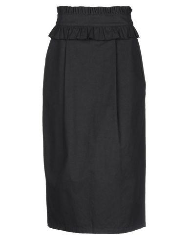 Neul Midi Skirts In Black