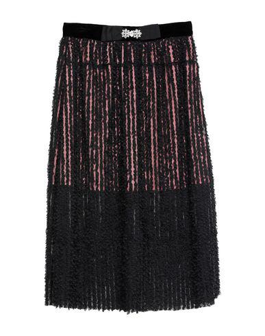 Manoush Midi Skirts In Black