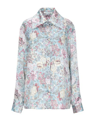 Neul Floral Shirts & Blouses In Sky Blue