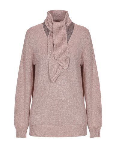Manoush Sweater In Pale Pink