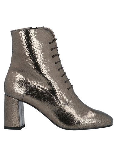 Cheville Ankle Boot In Bronze