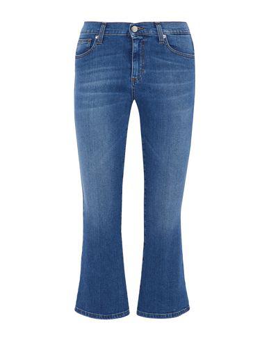 Iris & Ink Denim Pants In Blue