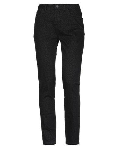 Gerard Darel Denim Pants In Black