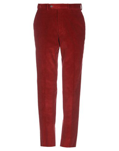 Valstar Casual Pants In Brick Red