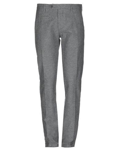 Novemb3r Casual Pants In Grey
