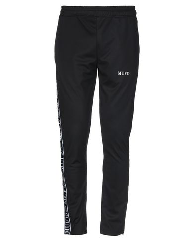 Muf10 Casual Pants In Black