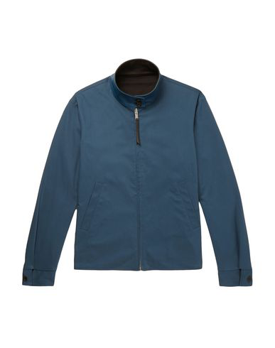 Sandro Jacket In Slate Blue