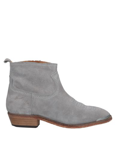 Catarina Martins Ankle Boot In Light Grey