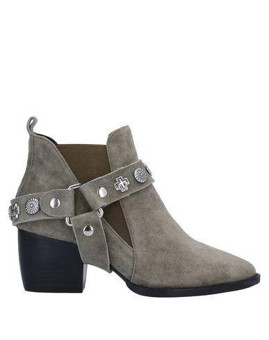 Sol Sana Ankle Boot In Military Green
