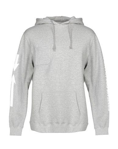 Society Hooded Sweatshirt In Grey