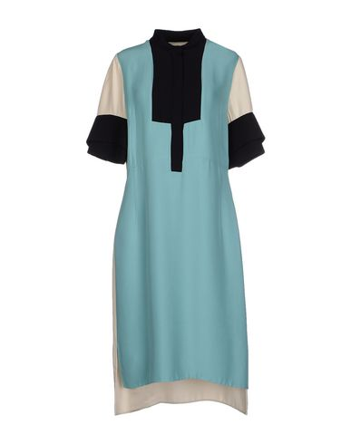 Marni Knee-length Dress In Black