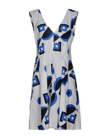 Marni Knee-Length Dress In White
