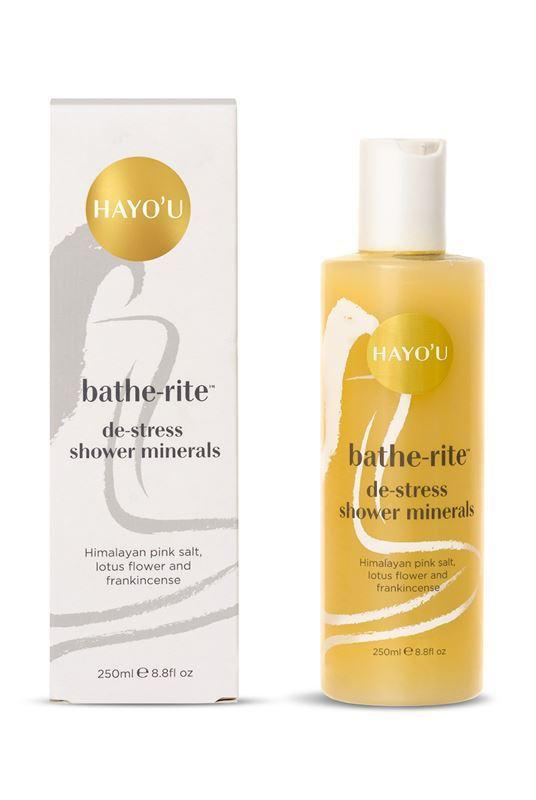 Hayo'u Bathe-rite De-stress Shower Minerals
