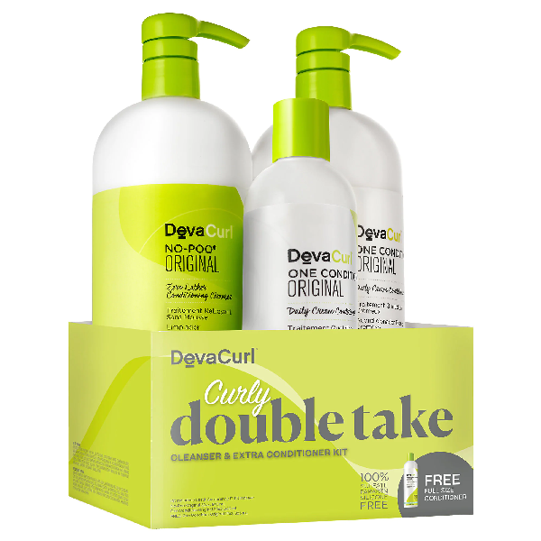 Devacurl Double Take Curly