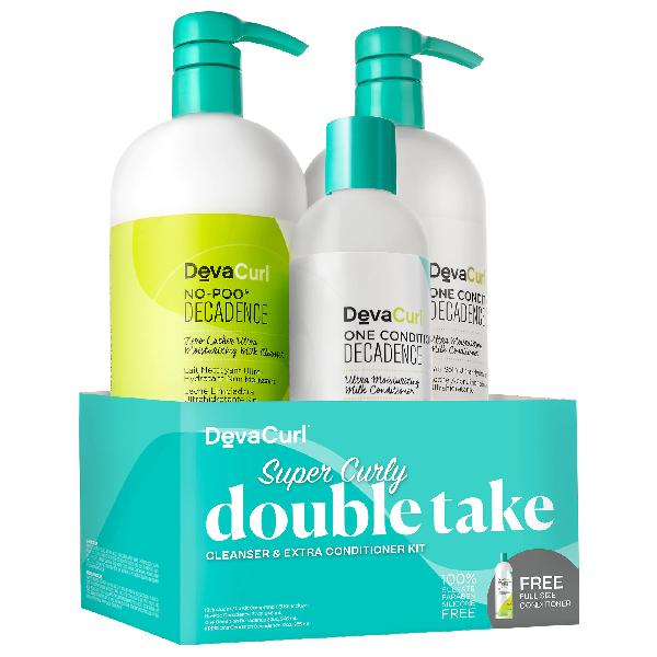 Devacurl Double Take Super Curly