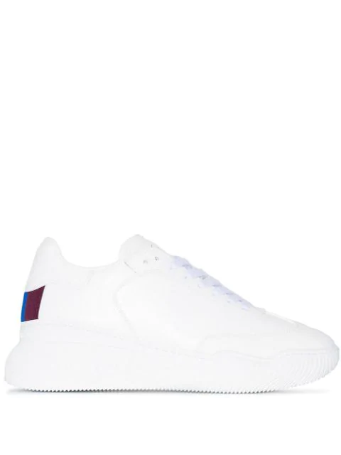 Stella Mccartney Women's Shoes Trainers Sneakers  Loop In White