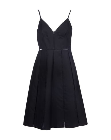 Valentino Knee-Length Dress In Black