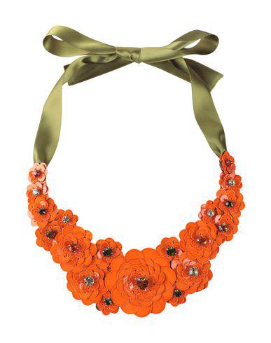Liberty London Necklace In Orange
