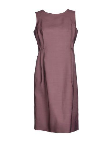 Jil Sander Knee-length Dress In Mauve