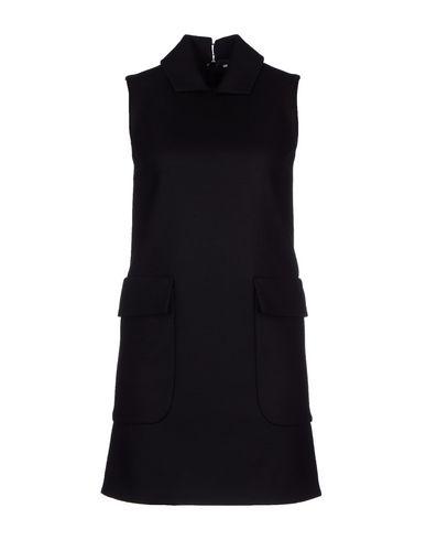 Dsquared2 Short Dress In Black