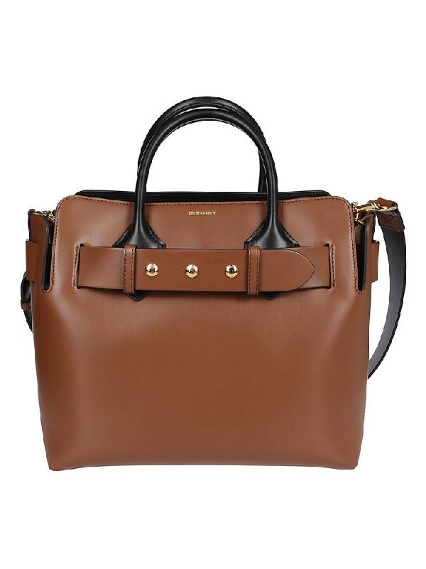 Burberry Ll Md Belt Bag N V C0 113870 In Brown