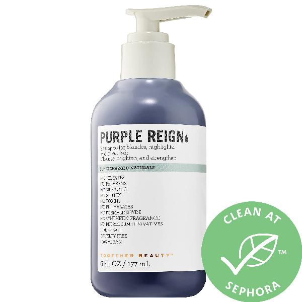 Together Beauty Purple Reign Shampoo 6 oz/ 177 ml