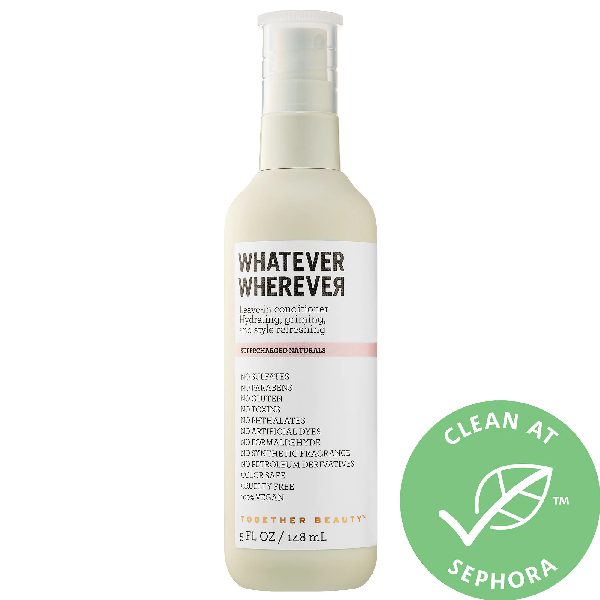 Together Beauty Whatever Wherever Leave-in Conditioner 5 oz/ 148 ml