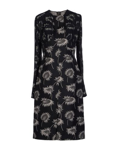 Marni Knee-length Dresses In Black
