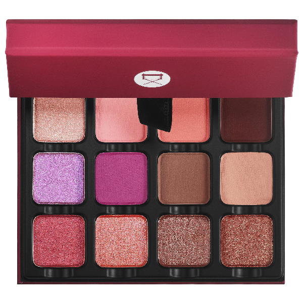 Viseart Rosé Edit Eyeshadow Palette