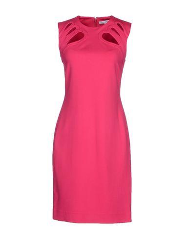 Diane Von Furstenberg Short Dress In Fuchsia