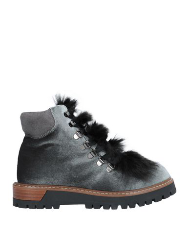 Pokemaoke Ankle Boot In Grey