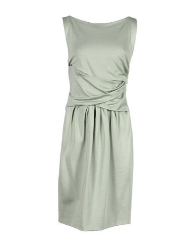 Moschino Knee-length Dress In Light Green