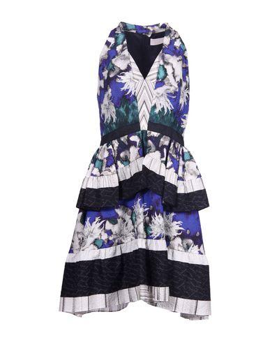 Peter Pilotto Knee-length Dress In Blue
