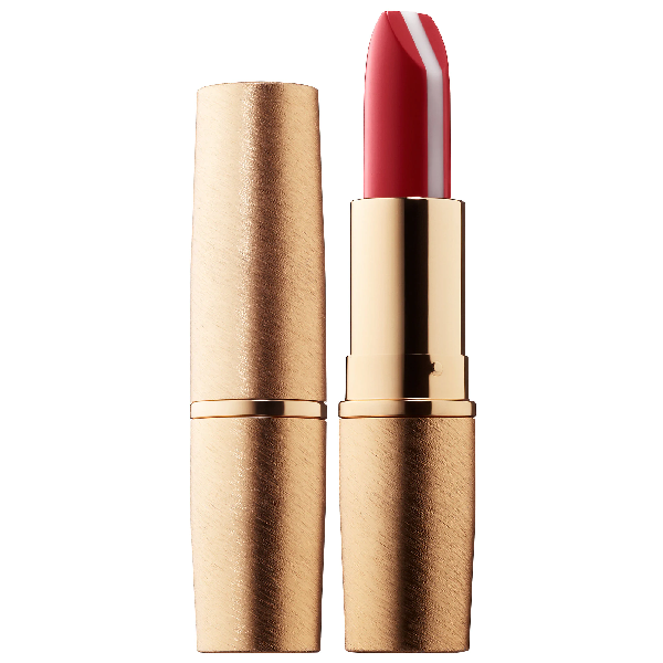 Grande Cosmetics Grandelipstick Plumping Lipstick, Satin Finish Red Stiletto 0.14 oz / 4 G