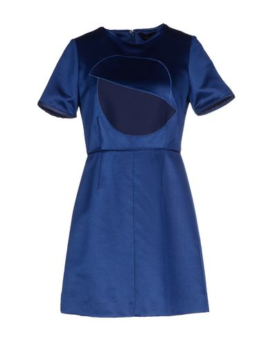 Marc By Marc Jacobs Short Dresses In Blue